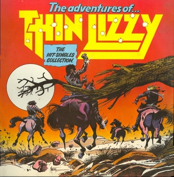 Thin Lizzy The Adventures Of Thin Lizzy - The Hit Singles Collection