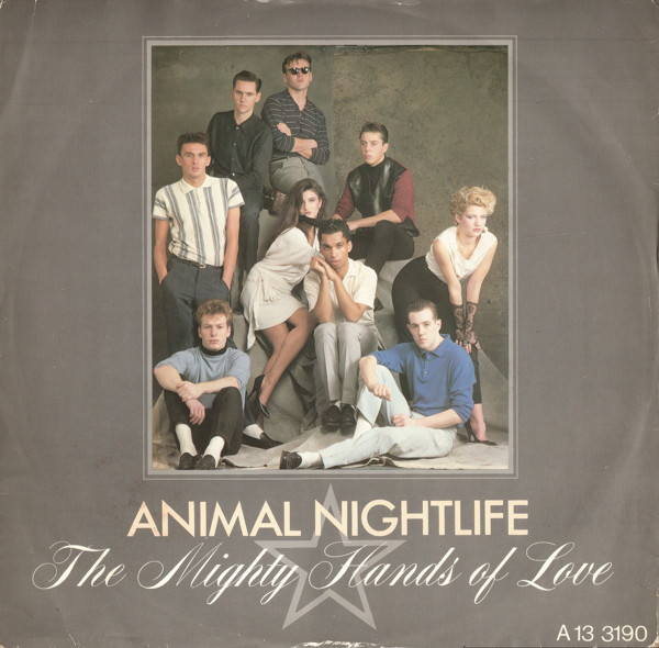 Animal Nightlife The Mighty Hands Of Love Vinyl