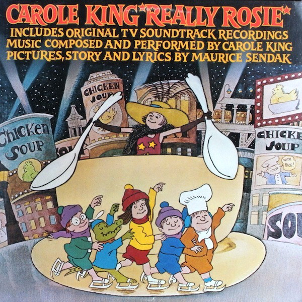 King, Carole Really Rosie