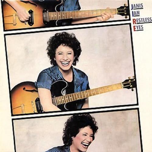 Ian, Janis Restless Eyes Vinyl