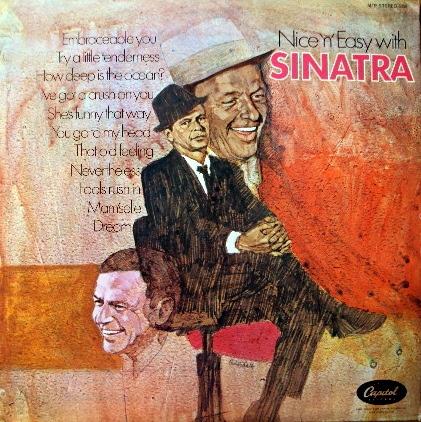 Sinatra, Frank  Nice 'N' Easy Vinyl