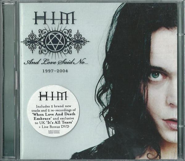HIM And Love Said No... 1997-2004 Vinyl