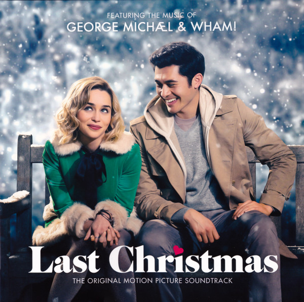 George Michael & Wham! Last Christmas (The Original Motion Picture Soundtrack) Vinyl
