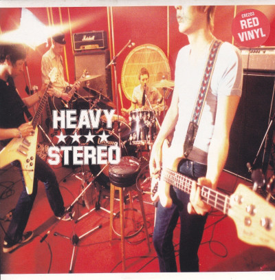Heavy Stereo Sleep Freak