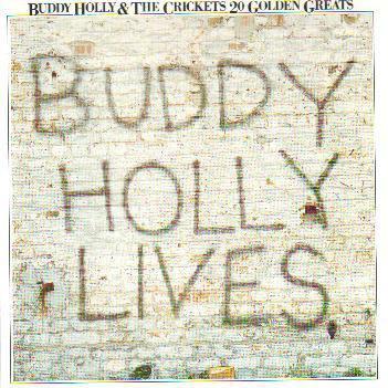 Buddy Holly & The Crickets 20 Golden Greats Vinyl