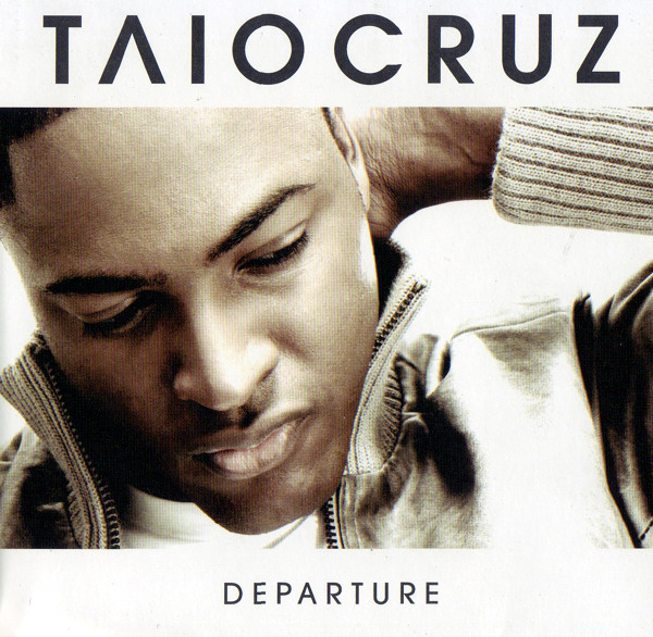 Taio Cruz Departure CD