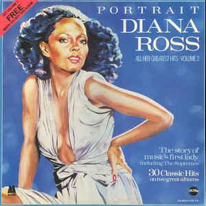Ross, Diana Portrait Diana Ross Vol 2
