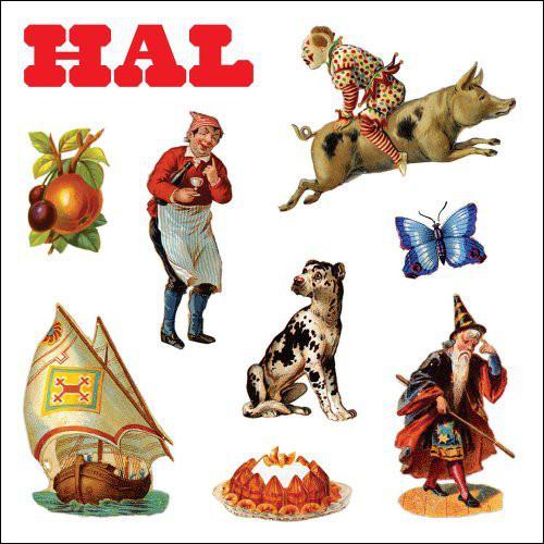 Hal Hal Vinyl