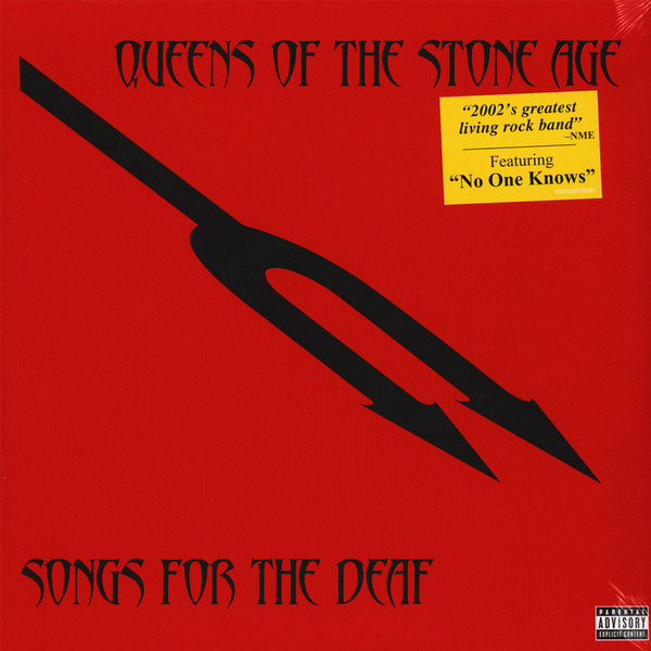 Queens Of The Stone Age Songs For The Deaf