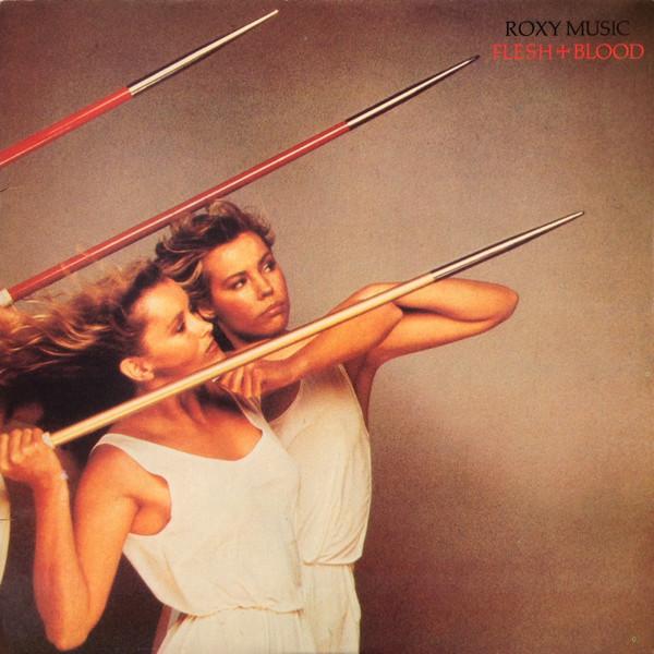 Roxy Music Flesh + Blood