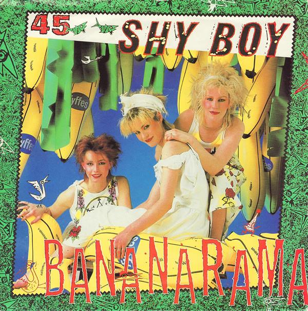 Bananarama Shy Boy Vinyl