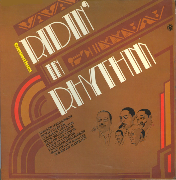 Various Ridin' In Rhythm