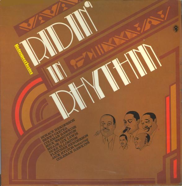 Various Ridin' In Rhythm Vinyl