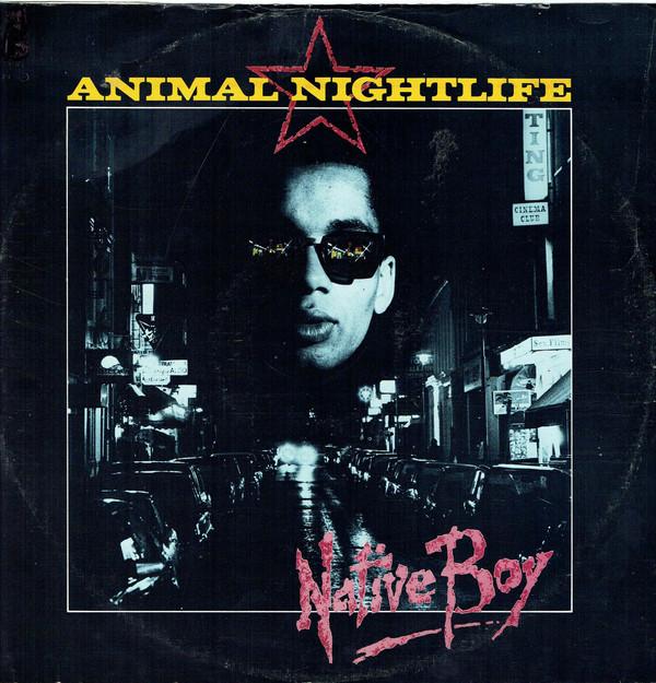 Animal Nightlife Native Boy Vinyl