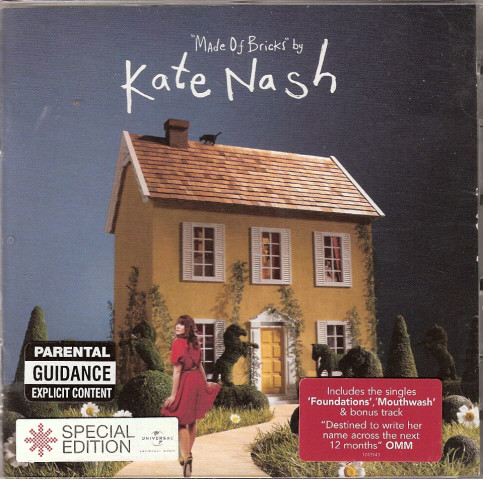 Nash, Kate Made Of Bricks CD