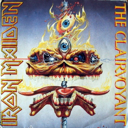 Iron Maiden The Clairvoyant