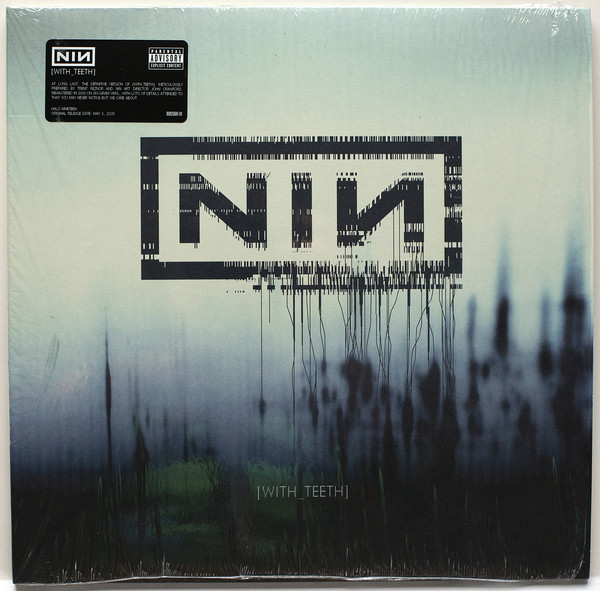 Nine Inch Nails With Teeth Vinyl