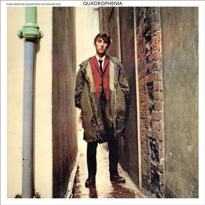 Various Quadrophenia (Music From The Soundtrack Of The Who Film) Vinyl