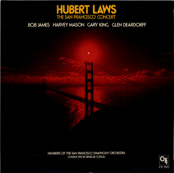 Laws, Hubert The San Francisco Concert