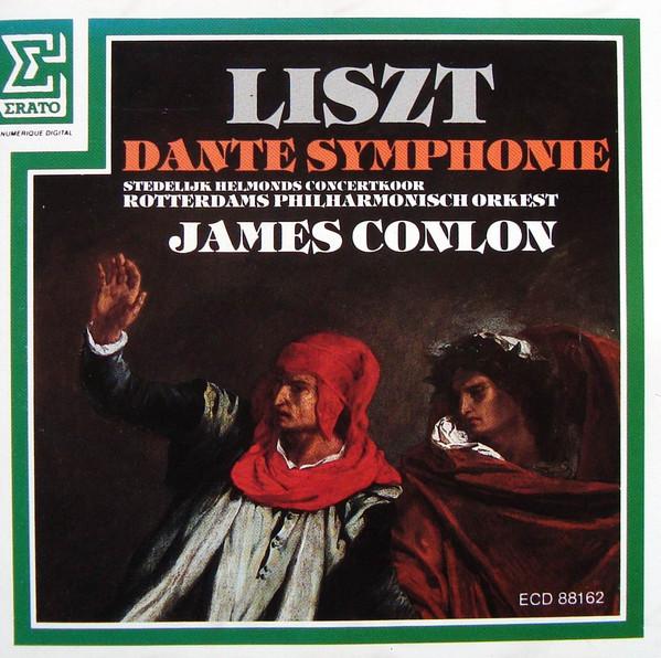 Liszt - James Conlon Dante Symphonie Vinyl