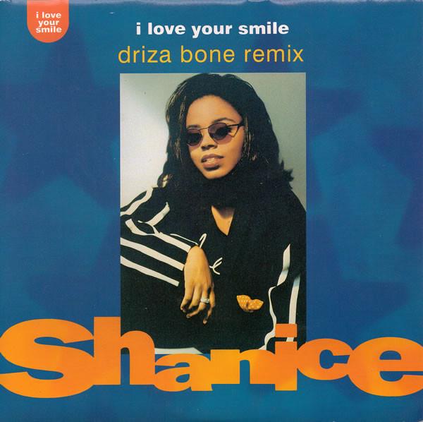 Shanice I Love Your Smile Vinyl