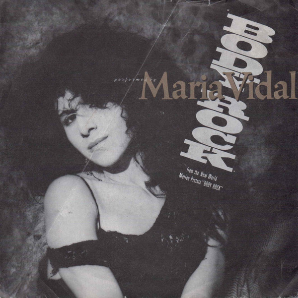 Vidal, Maria Body Rock Vinyl