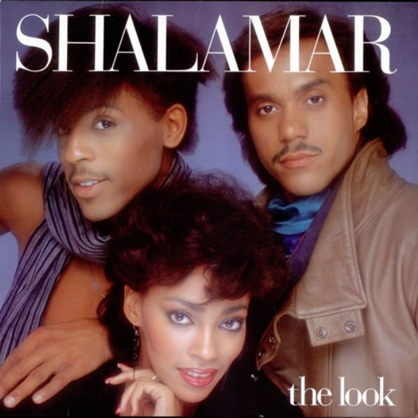 Shalamar The Look Vinyl