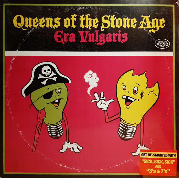 Queens Of The Stone Age Era Vulgaris Vinyl