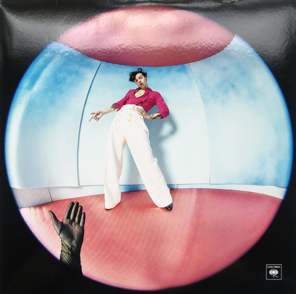 Harry Styles Fine Line Vinyl
