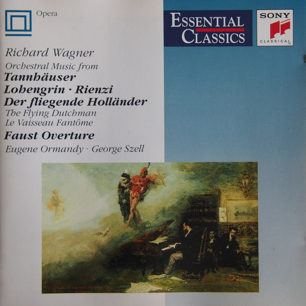 Wagner - Eugene Ormandy, George Szell Orchestral Music CD