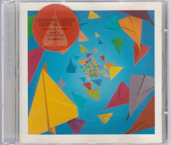 Lightning Seeds Dizzy Heights CD