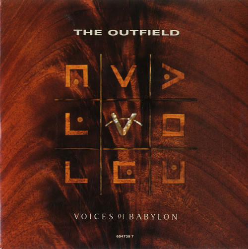 Outfield (The) Voices Of Babylon Vinyl