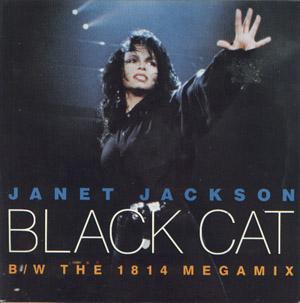 Jackson, Janet Black Cat Vinyl