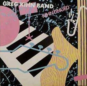 Greg Kihn Band Kihntiued Vinyl
