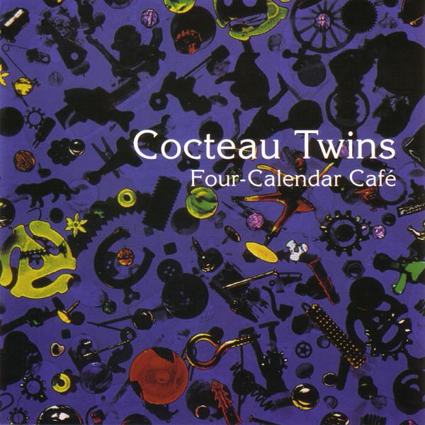 Cocteau Twins Four-Calendar Cafe
