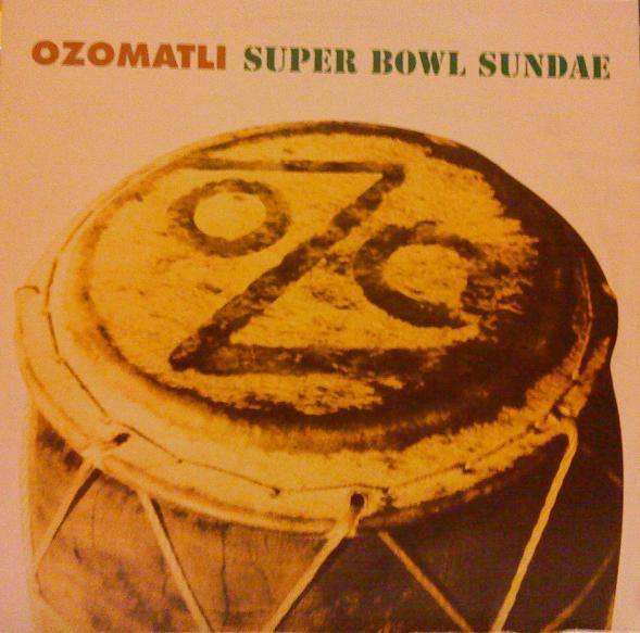 Ozomatli Super Bowl Sundae