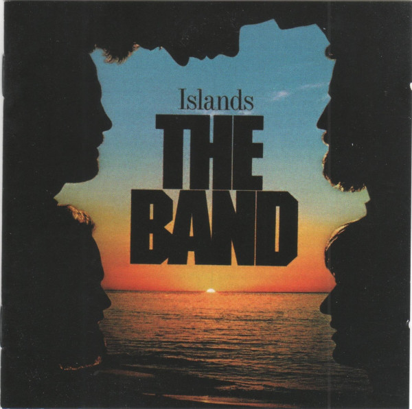 Band (The) Islands CD