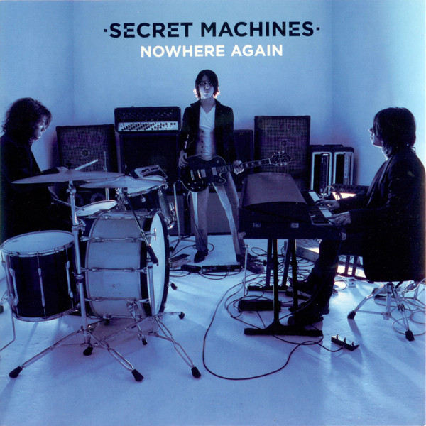 Secret Machines Nowhere Again Vinyl