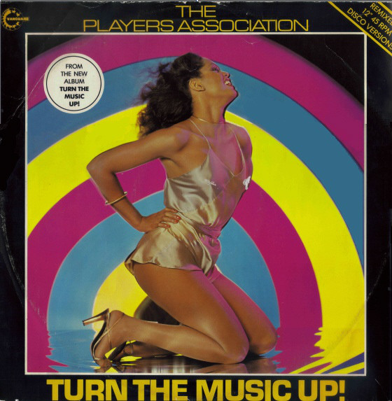 Players Association (The) Turn The Music Up!