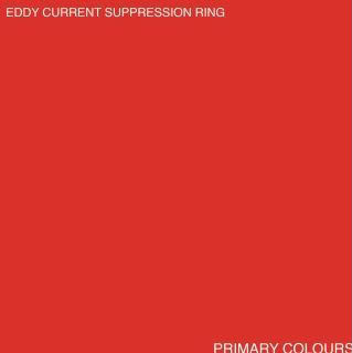 Eddy Current Suppression Ring Primary Colours CD