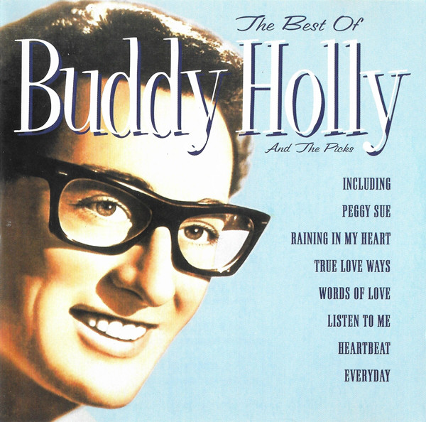 Holly, Buddy  The Best of Buddy Holly and The Picks CD