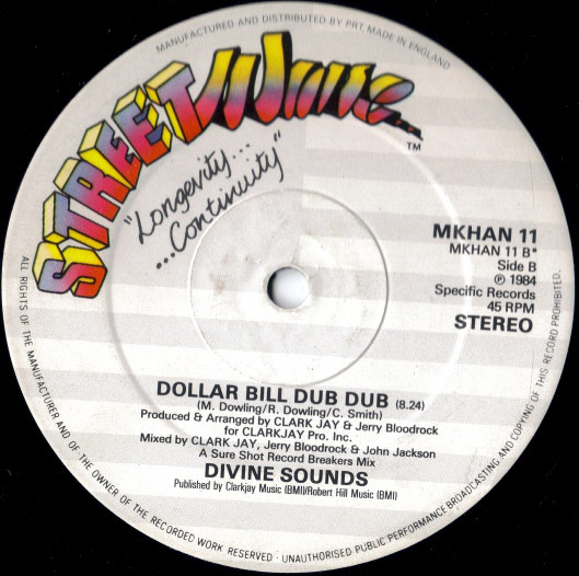 What People Do For Money Divine Sounds