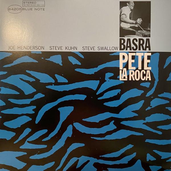 Pete La Roca Basra Vinyl