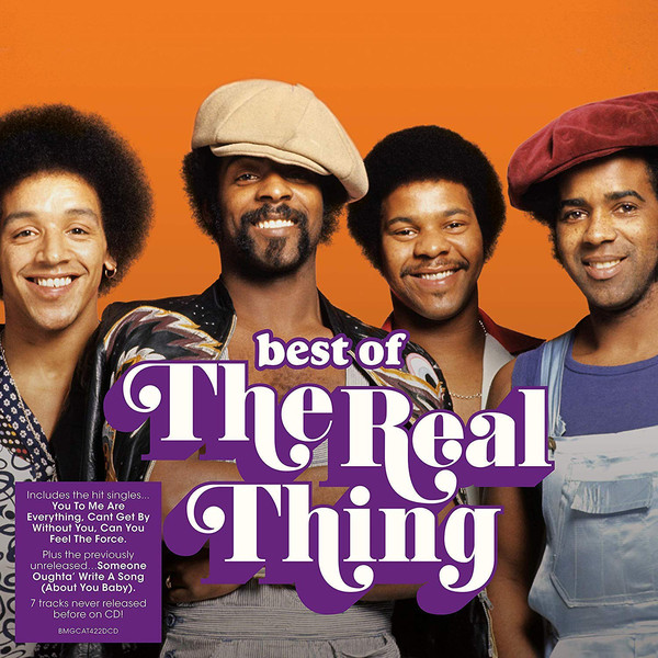 (The) Real Thing Best Of The Real Thing CD