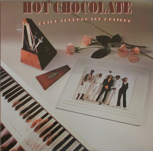 Hot Chocolate Going Through The Motions Vinyl