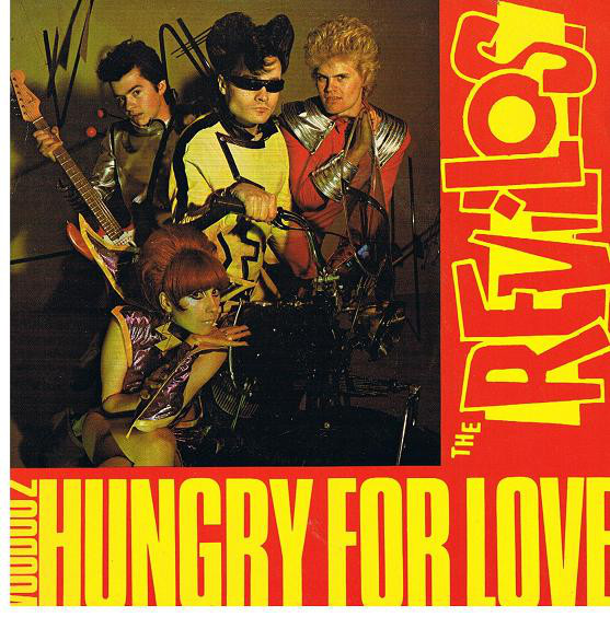 The Revillos Hungry For Love Vinyl