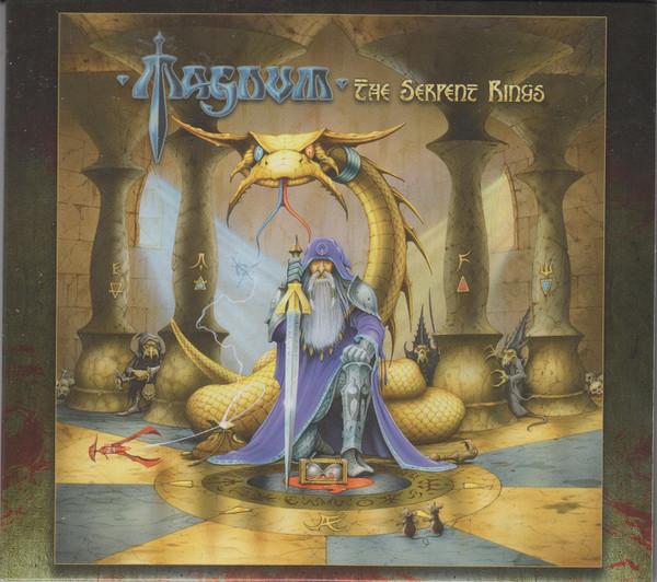 Magnum The Serpent Rings Vinyl