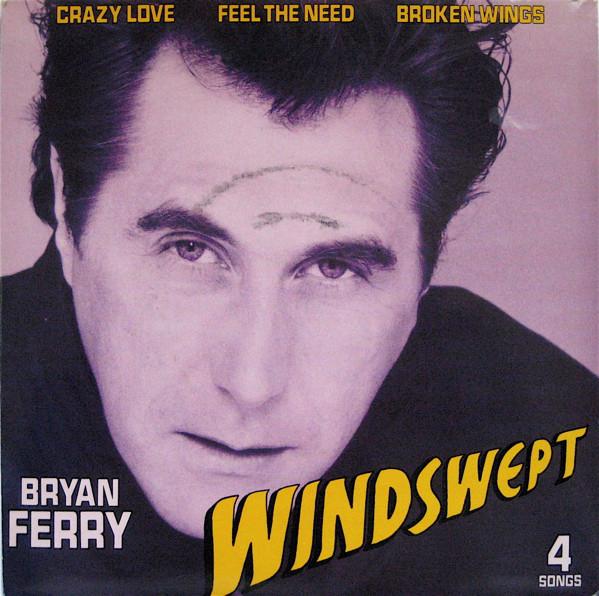Ferry, Bryan Windswept Vinyl