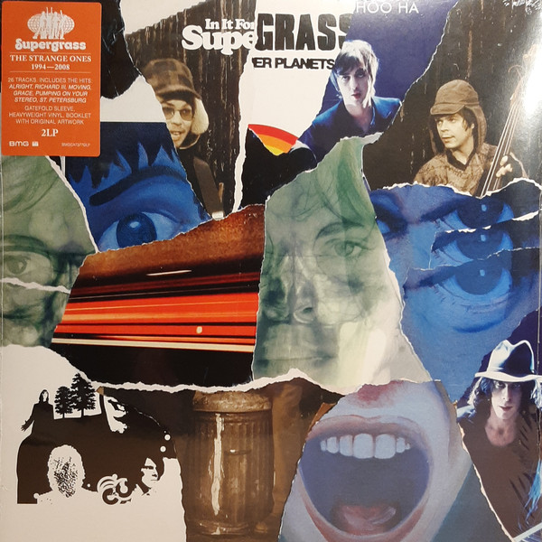Supergrass The Strange Ones 1994-2008