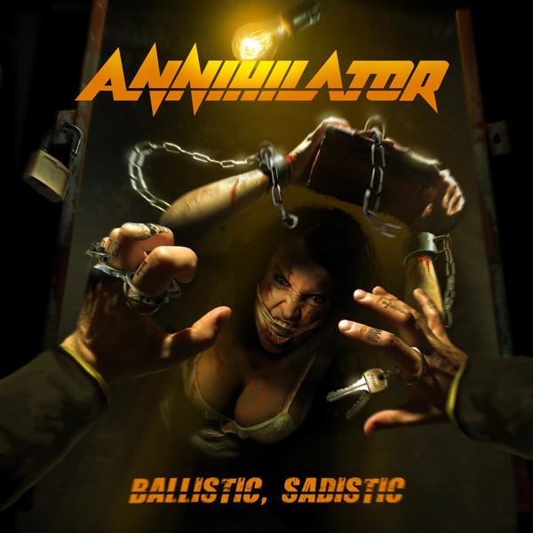 Annihilator Ballistic, Sadistic CD